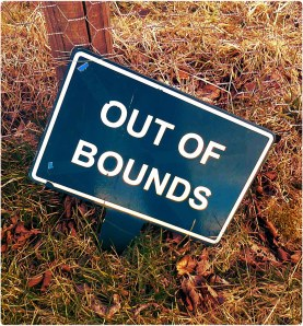 Golf-Out-of-Bounds